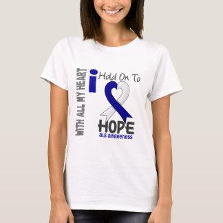 T-shirt Prise de SAL I dessus à l'espoir