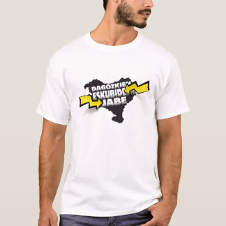 T-shirt Prisonniers Basques dans le pays Basque