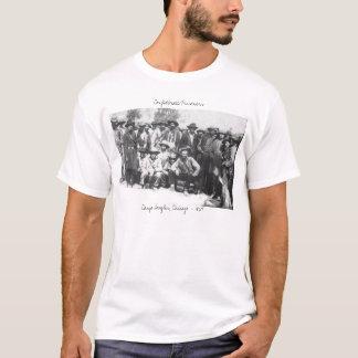 T-shirt Prisonniers confédérés chez Chicago 1, confédéré…