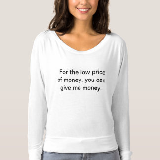 T-shirt Prix bas