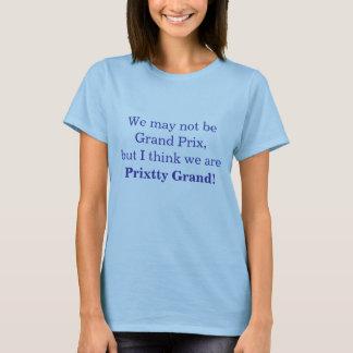 T-shirt Prixtty grand