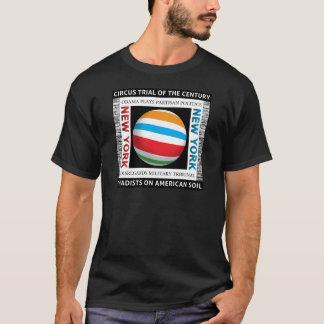 T-shirt Procès de cirque de New York