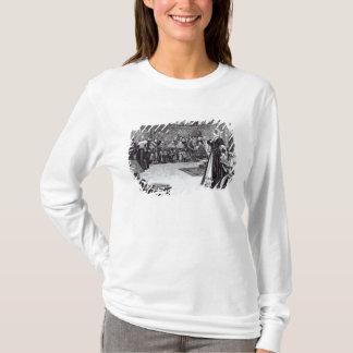 T-shirt Procès de la reine de Mary des Ecossais