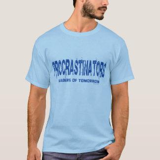 T-shirt Procrastinators