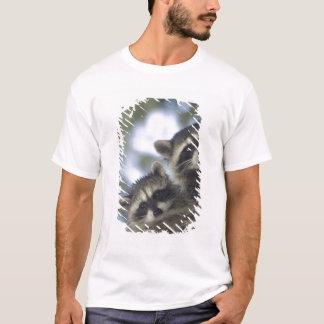 T-shirt Procyon Lotor de ratons laveurs) de lac fish,