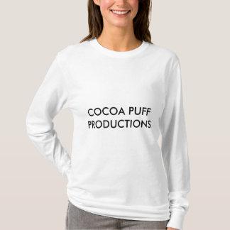 T-SHIRT PRODUCTIONS DE SOUFFLE DE CACAO