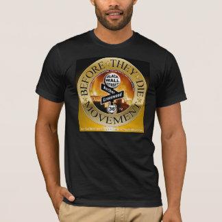 T-shirt Produit commémoratif du fonctionnaire BTD