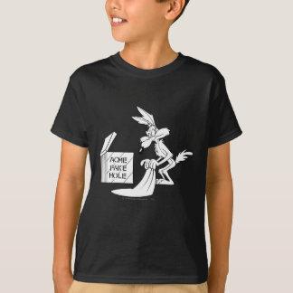 T-shirt Produits 7 de point culminant de coyote du Wile E