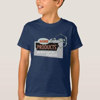 T-shirt Produits 9 de point culminant de coyote du Wile E