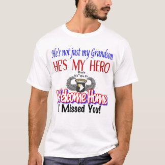T-shirt Produits à la maison bienvenus de petit-fils