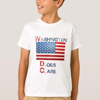 T-shirt Produits de Washington D.Care