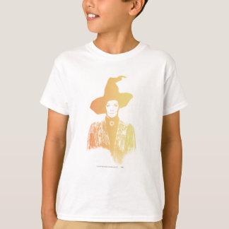 T-shirt Professeur Minerva McGonagall