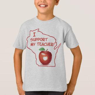 T-shirt Professeurs du Wisconsin
