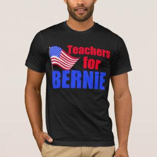 T-shirt Professeurs pour des ponceuses de Bernie