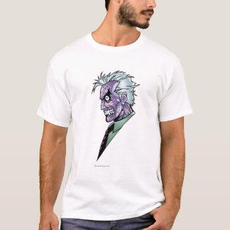 T-shirt Profil de deux visages
