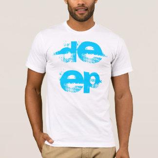 """T-shirt """"profond"""" de musique d'Acryl"""
