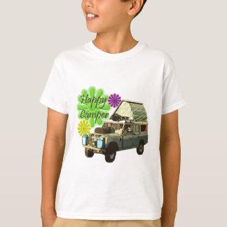 T-shirt Profondément satisfait de Dormobile