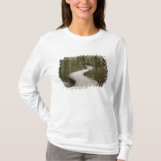 T-shirt Promenade aux automnes du Nelson, Franklin -