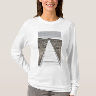 T-shirt Promenade par le désert