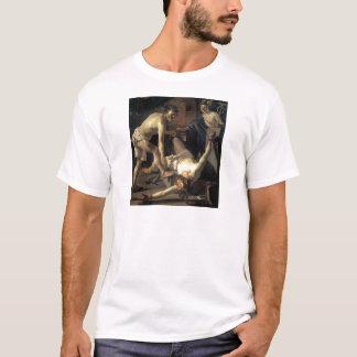 T-shirt PROMETHEUS enchaîné, par Dirck van Baburen