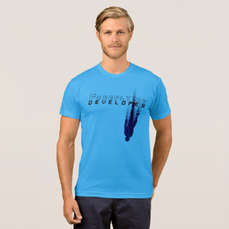 T-shirt Promoteur de Freeflying