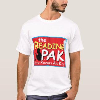 T-shirt Promouvoir des parents lisant aux enfants