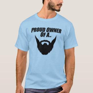 T-shirt Propriétaire fier d'A. BARBE