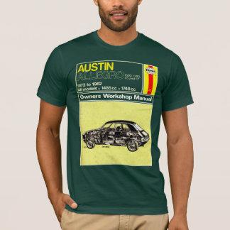 T-shirt Propriétaires allégro d'Austin manuels