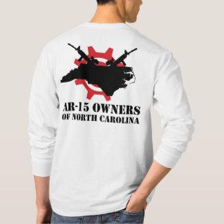 T-shirt Propriétaires AR-15 de la Caroline du Nord T-Shir