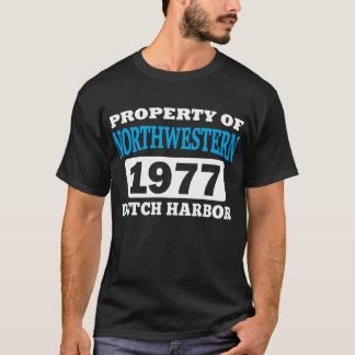 T-shirt Propriété de F/V du nord-ouest