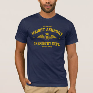 T-shirt Propriété de Haight Ashbury