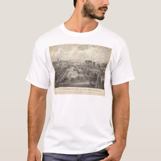 T-shirt Propriété de nanowatt Morris, vue de mer, NJ