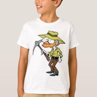 T-shirt Prospecteur