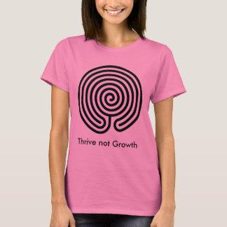 T-shirt Prospèrent pas la croissance