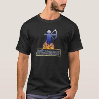 T-shirt Protip : Le feu