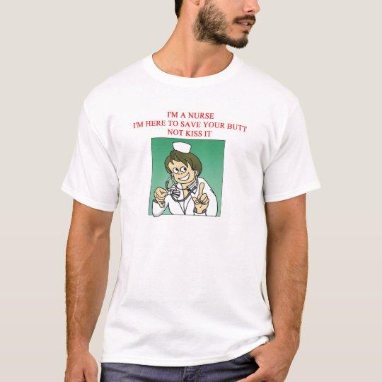 T Shirt Proverbe Drole D Infirmiere Zazzle Fr