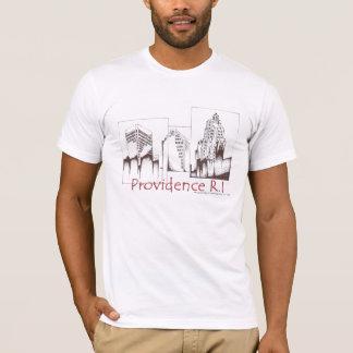 T-shirt Providence RI T de base