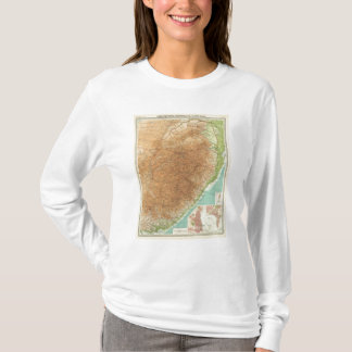 T-shirt Province de cap, Transvaal, section orientale