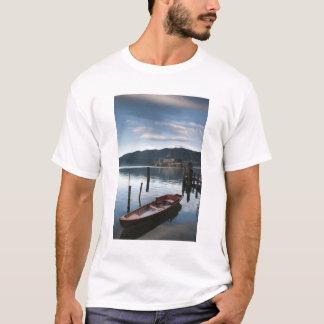 T-shirt Province de l'Italie, Novare, Orta San Giulio.