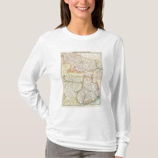 T-shirt Provinces du Gange inférieur