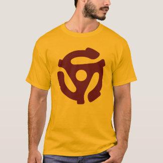 T-shirt Prune de chemise d'adaptateur d'axe