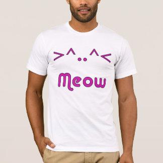 T-shirt Prune de Kitty de Meow