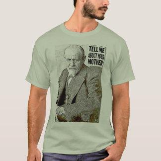 T-shirt Psychanalyse, thérapie psychoanalytique, FREUD