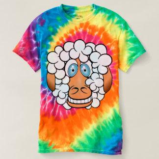 T-shirt psychédélique de moutons