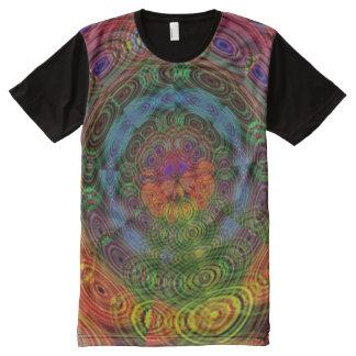 T-shirt psychédélique super