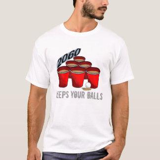 T-shirt Puanteur 2060 de bière