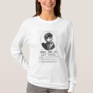 T-shirt Publicité pour la boule de fumée carbolique