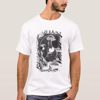 T-shirt Publicité pour les machines à écrire de