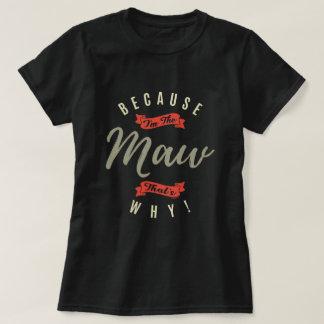 T-shirt Puisque gueule