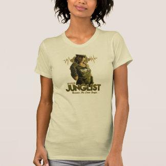 """T-shirt """"Puisqu'elle aime la jungle ! """""""
